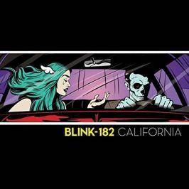 CD Blink 182 : California (Deluxe edition) 2