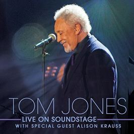 DVD Tom Jones : Live on Soundstage CD+