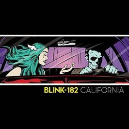 Blink 182 : California (Deluxe edition) 2LP