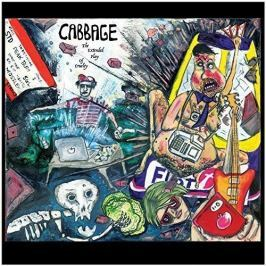 Cabbage : Extended Play Of Cruelty (EP) LP