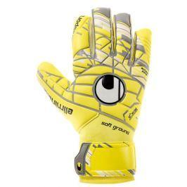 Uhlsport Brankářské rukavice  Eliminator Soft HN Comp Yellow, 8