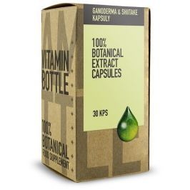 Vitamin-Bottle Allnature Aloe Vera BIO 100% šťáva 500 ml