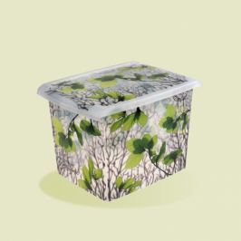 Keeeper Plastový box Listy - 20,5l