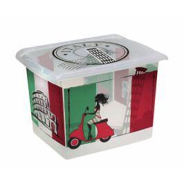 Keeeper Plastový box Itálie - 20,5l