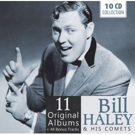 CD Bill Haley : 11 Original Albums