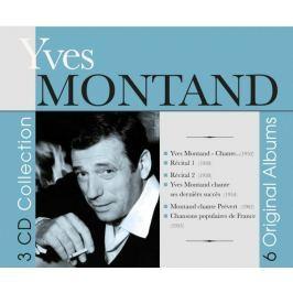 CD Yves Montand : 6 Original Albums