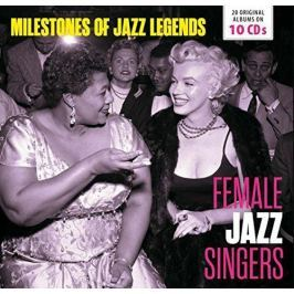 CD Female Jazz Singers