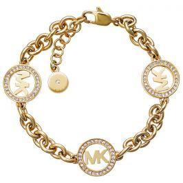 Michael Kors Luxusní pozlacený náramek MKJ4729710