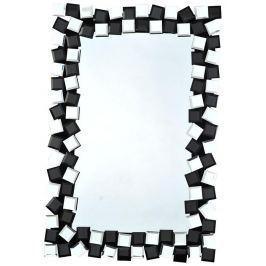 Tempo Kondela Zrcadlo, černá / bílá, ELISON TYP 8