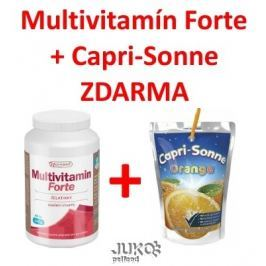 Nomaad Multivitamin Forte 140g- želatinky+DŽUSÍK