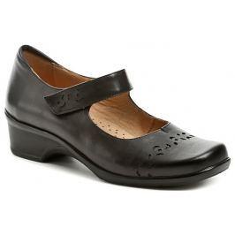 Axel AX1229 černá dámská obuv, 41