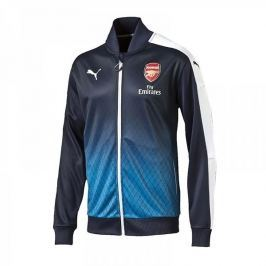 Puma Pánská bunda  Arsenal FC Stadium Black Iris, L