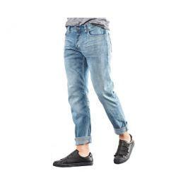 Q/S designed by s.Oliver Pánské kalhoty modré délka 34, 32