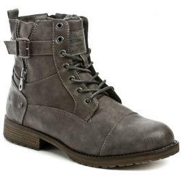 Mustang 4119-601-20 šedé pánské zimní boty, 41