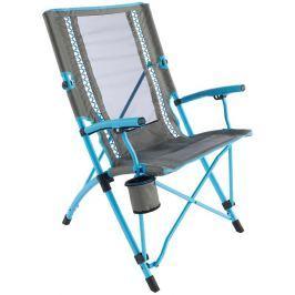 Coleman Kempové křeslo  Bungee chair, Modrá