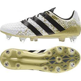 Adidas Kopačky  Ace 16.1 SG White/Core Black, UK 7,5 / US 8 / EUR 41 1/3 / 26 cm