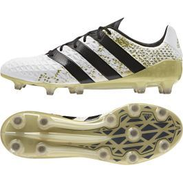 Adidas Kopačky  Ace 16.1 FG White/Core Black, UK 8 / US 8,5 / EUR 42 / 26,5 cm