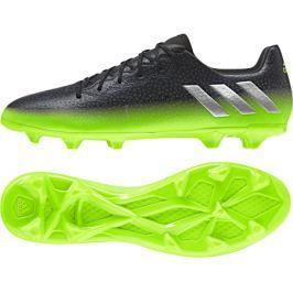 Adidas Kopačky  Messi 16.3 FG Solar Green, UK 8,5 / US 9 / EUR 42 2/3 / 27 cm