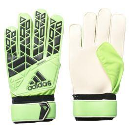 Adidas Brankářské rukavice  Ace Training Solar Green, 8,5