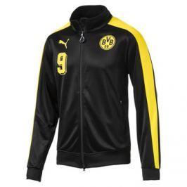 Puma Pánská bunda  T7 Borussia Dortmund černá, S