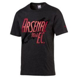 Puma Dětské tričko  Arsenal FC Shoe tmavě šedé, 140 cm