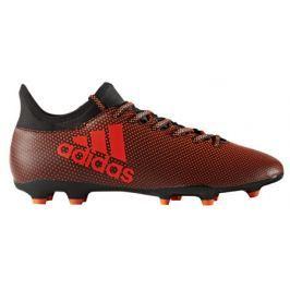 Adidas Kopačky  X 17.3 FG Core Black, UK 8,5 / US 9 / EUR 42 2/3 / 27 cm