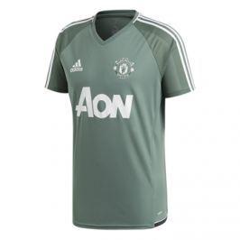 Adidas Dres  Authentic Manchester United FC tréninkový 17/18, M