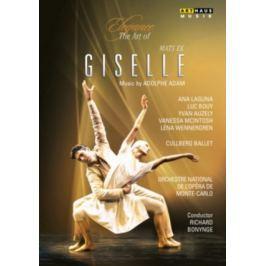 DVD Adam Giselle : The Cullberg Ballet