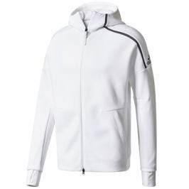 Adidas Pánská mikina  ZNE Hoody 2 White, XL
