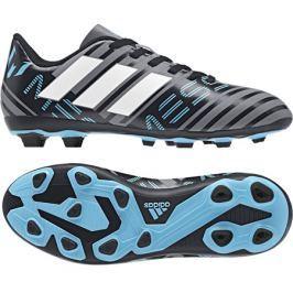 Adidas Kopačky  Nemezis Messi 17.4 GREY/FTWWHT/CBBLACK, UK 3,5 / US 4 / EUR 36 / 22 cm