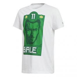 Adidas Pánské tričko  Graphic Gareth Bale Wales, M