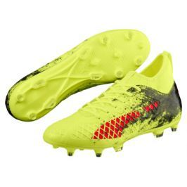 Puma Kopačky  FUTURE 18.3 FG Fizzy Yellow/Red, UK 10 / EUR 44,5 / US 11