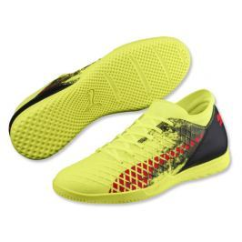Puma Sálovky  FUTURE 18.4 IT Fizzy Yellow-Red, UK 8 / EUR 42 / US 9