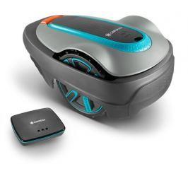 Gardena Sekačka robotická  Smart Sileno city 500 - sada