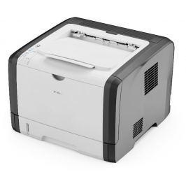 Ricoh SP 377DNWX - 28 str/min, A4 Mono Printer, 128 MB, LAN, Wifi, duplex - star