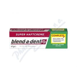 PROCTER GAMBLE Blend-a-Dent upev. krém Neutral Complete 47g