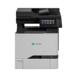 Lexmark CX725dhe color laser MFP, 47/47ppm, síť, duplex, dotykový LCD, RADF, fax