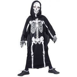 OEM Karnevalový kostým Kostra 110 - 120cm