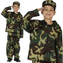 OEM Kostým voják 110 - 120 cm