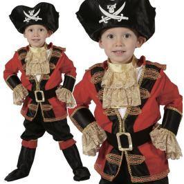 OEM Kostým pirát 92 - 104 cm
