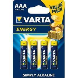 Varta Baterie, AAA (mikrotužková), 4 ks v balení,   Energy