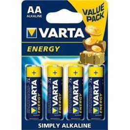 Varta Baterie, AA (tužková), 4 ks,  Energy