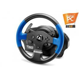 THRUSTMASTER Sada volantu a pedálů  T150 RS - PS3, PS4 a PC - z oficiální distrib