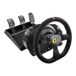 THRUSTMASTER Sada volantu a pedálů T300 Ferrari 599XX EVO Alcantara pro PS3, PS4