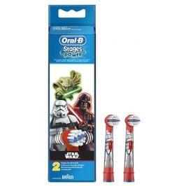 ORAL B Náhradní kartáček Oral-B EB 10-2 Kids StarWars