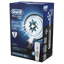 ORAL B Elektrický zubní kartáček Pro 2500 Cross Action + Cestovní pouzdro