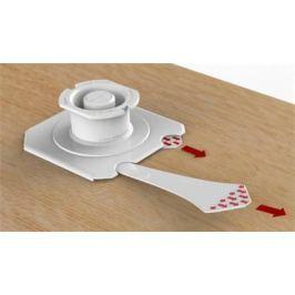 Úchyt PowerCube DOCKS 3ks, White