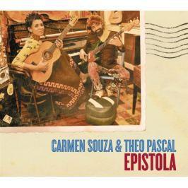 CD Carmen Souza / Theo Pascal : Epistola