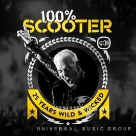 Scooter : 25 Years Wild & Wicked (Deluxe Limited)  CD+LP+MC