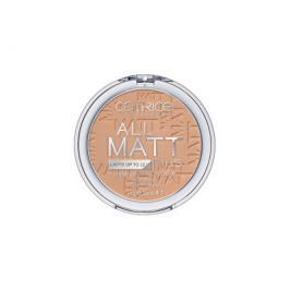 Catrice Matující pudr All Matt Plus (Shine Control Powder) 10 g, 001 Universal